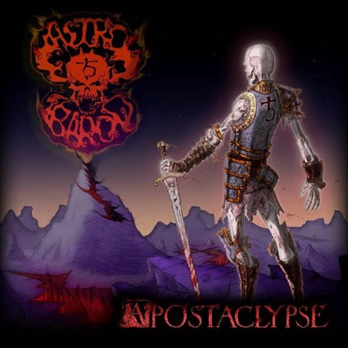 Apostaclypse cover art