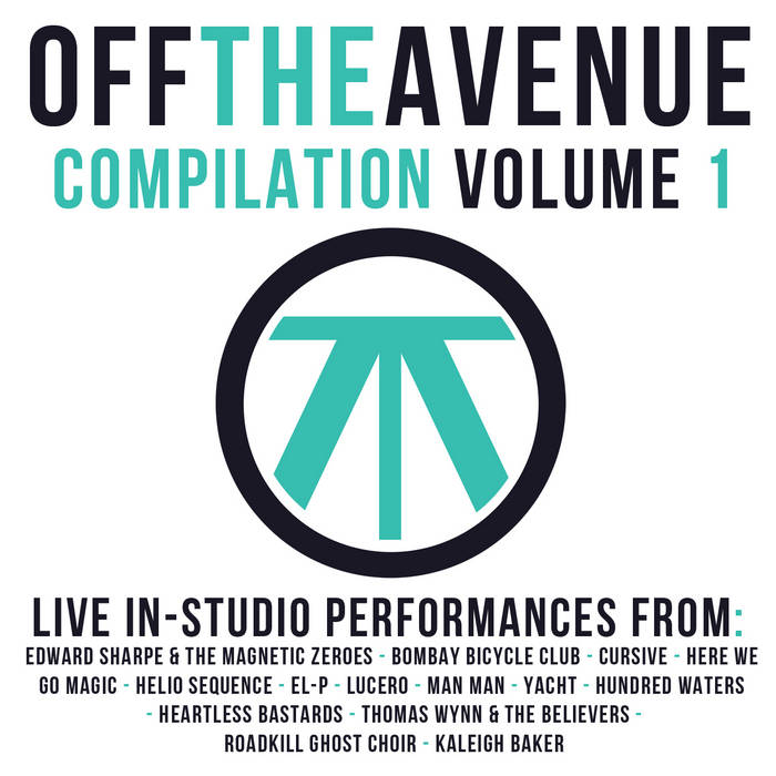 Off The Avenue Compilation Volume 1 cover art