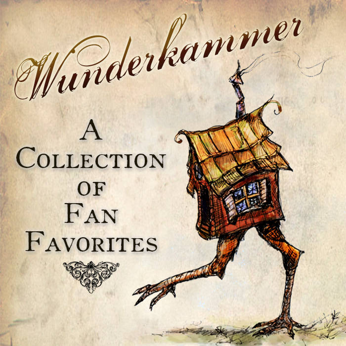 Wunderkammer, A Collection of Fan Favorites cover art