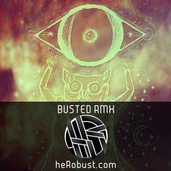 Samurai Sword (BUSTED by heRobust) cover art
