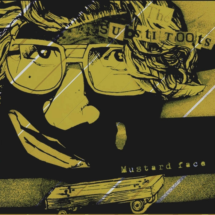 Mustard Face cover art