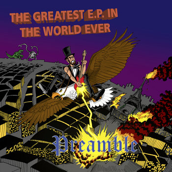 The Greatest EP In The World Ever cover art