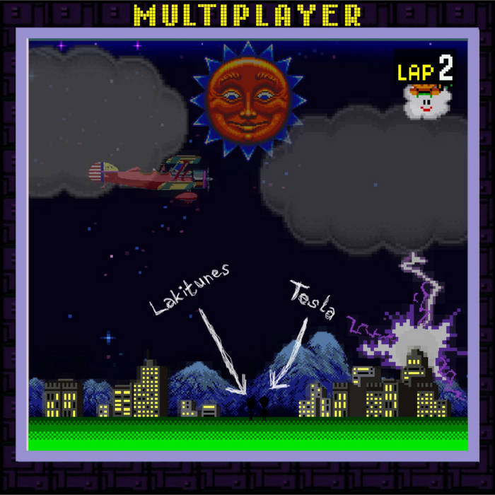 Multiplayer Lap 2 cover art