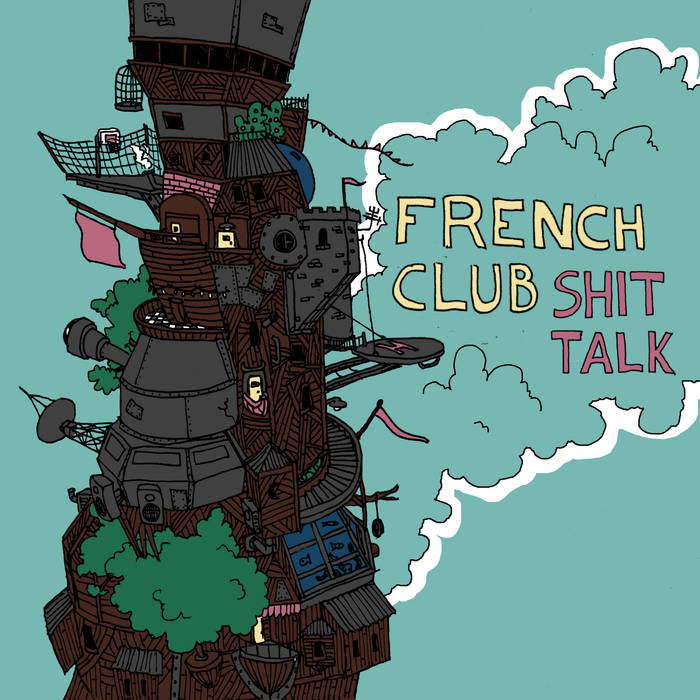 Shit Talk cover art