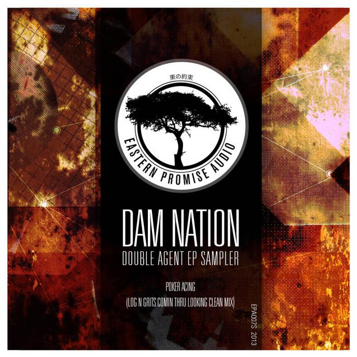 Dam Nation - Double Agent EP sampler cover art