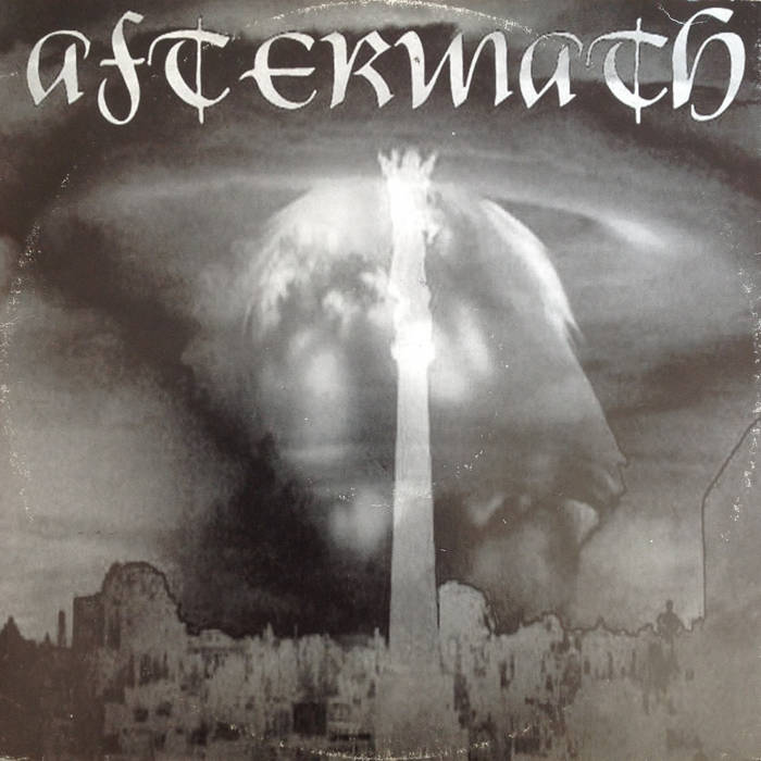 FIST21 - Aftermath EP (1999) cover art