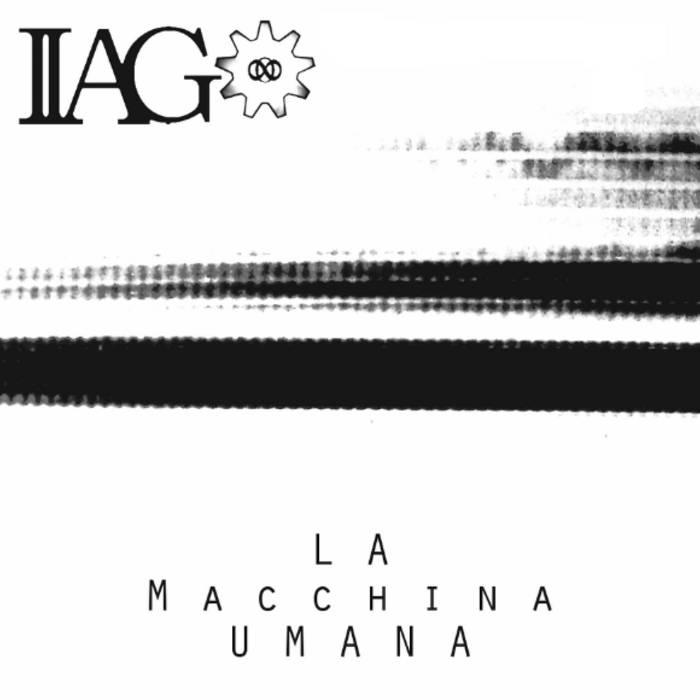 La Macchina Umana cover art