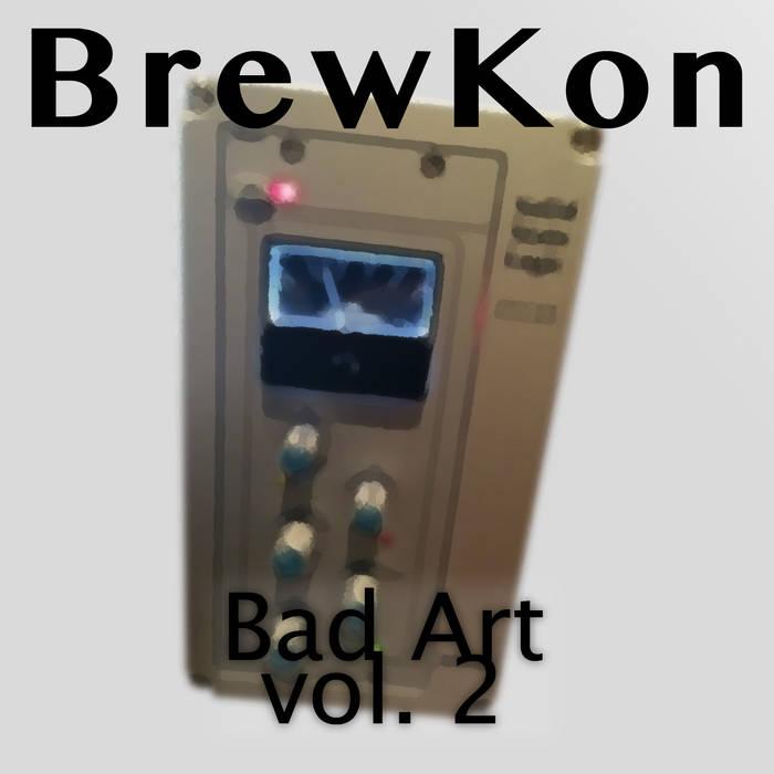 Bad Art Vol. 2 cover art