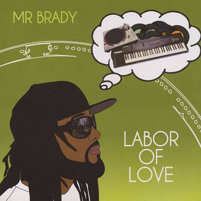 Labor Of Love cover art