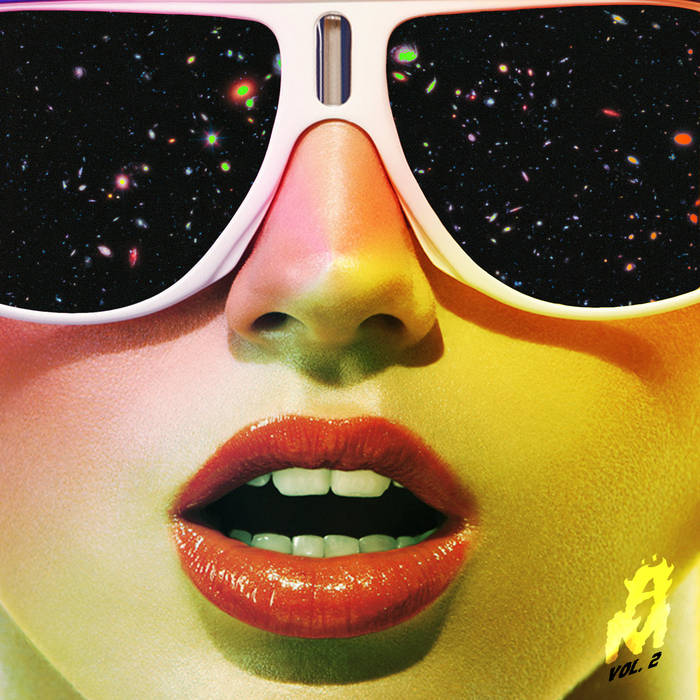 Astro Musique Vol. 2 cover art