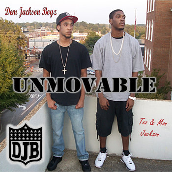 UNMOVABLE cover art
