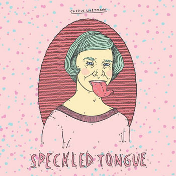 Speckled Tongue EP cover art