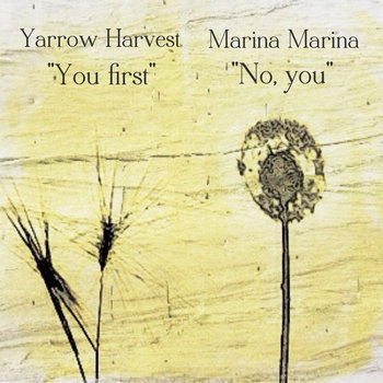 """You First"", ""No, You"" cover art"
