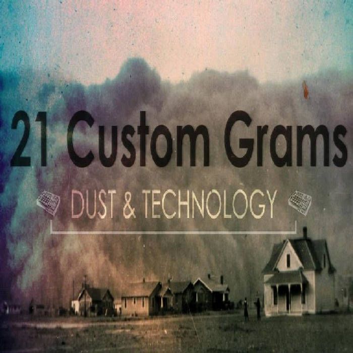 Dust & Technology cover art