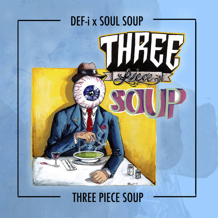 Three Piece Soup cover art