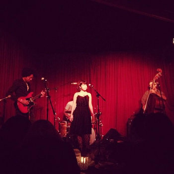 Revelation @ Hotel Cafe cover art
