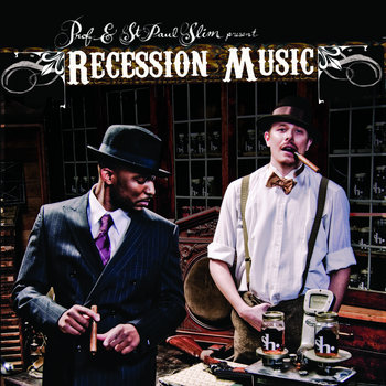 Recession Music cover art