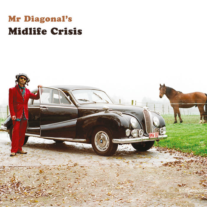 mr Diagonal's Midlife Crisis cover art