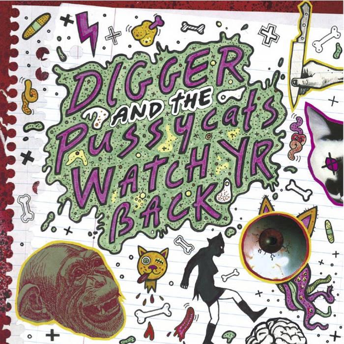 Watch Yr Back cover art
