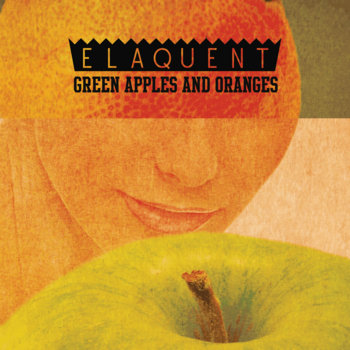 Green Apples and Oranges cover art