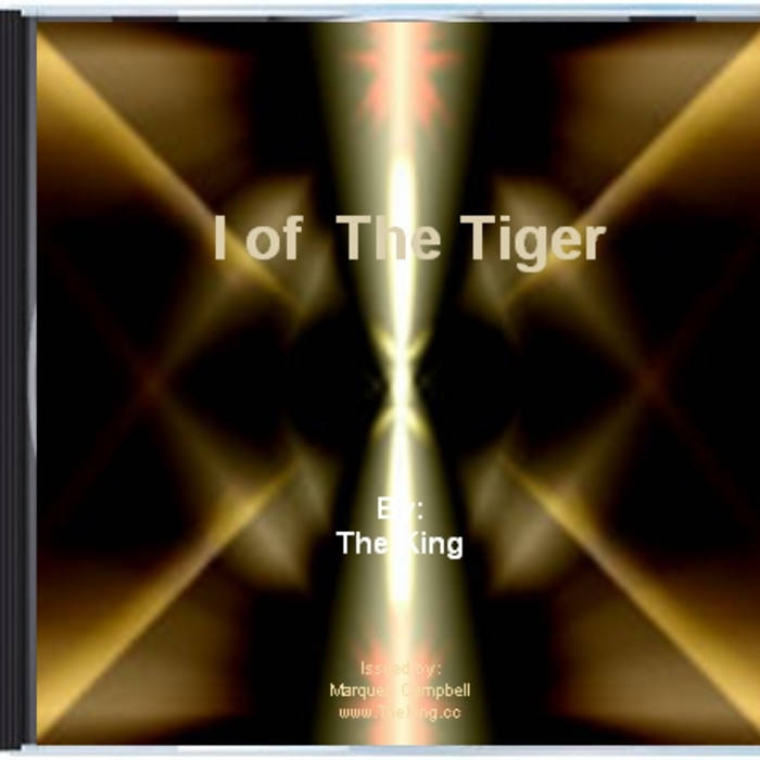 I of The Tiger cover art