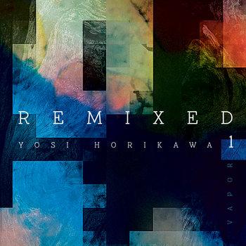 Vapor Remixed 1 cover art