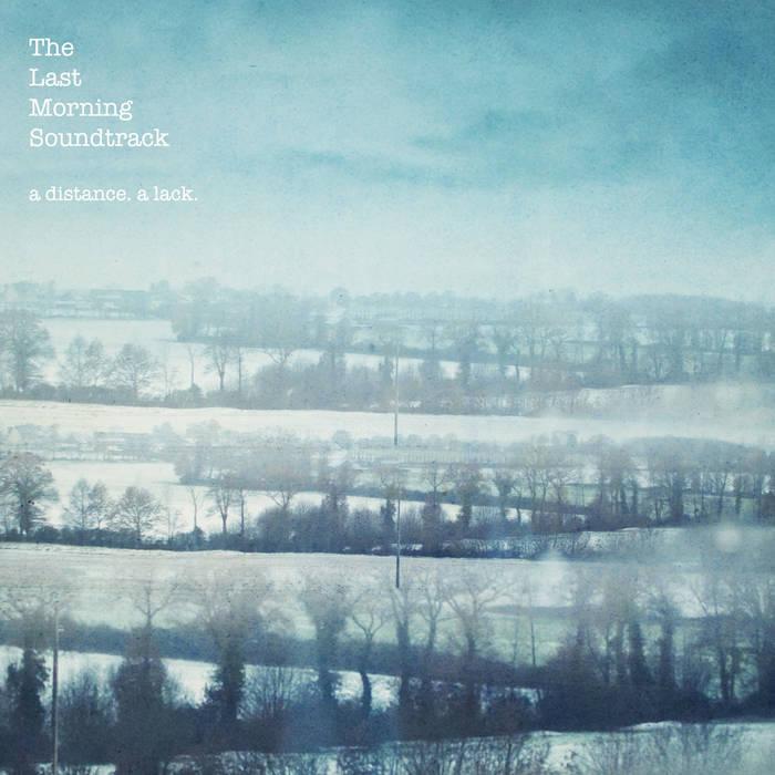 A Distance. A Lack. [Debut Album] cover art