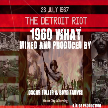 1960 WHAT Ozkar Fuller & Boyd Jarvis REMIX cover art