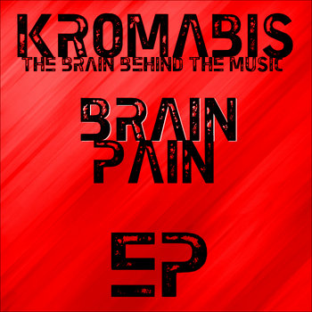 Brain Pain EP cover art