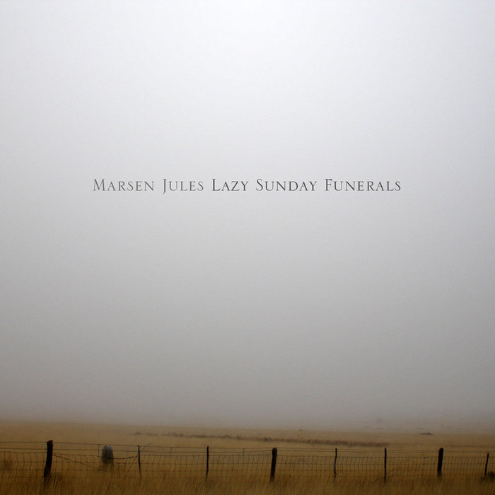 Lazy Sunday Funerals (Remastered) cover art