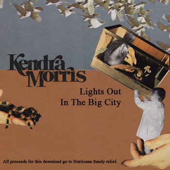 Lights Out In The Big City cover art