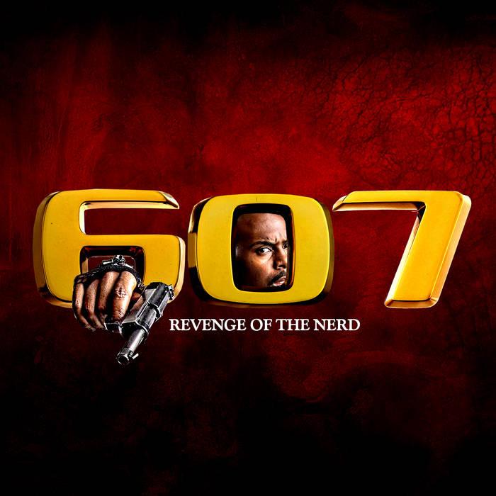 Revenge of the Nerd cover art