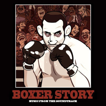 Boxer Story Soundtrack cover art