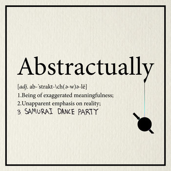 Abstractually cover art