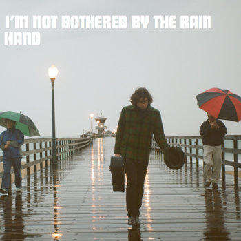 I'm Not Bothered By The Rain cover art