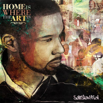 Home Is Where The Art Is cover art