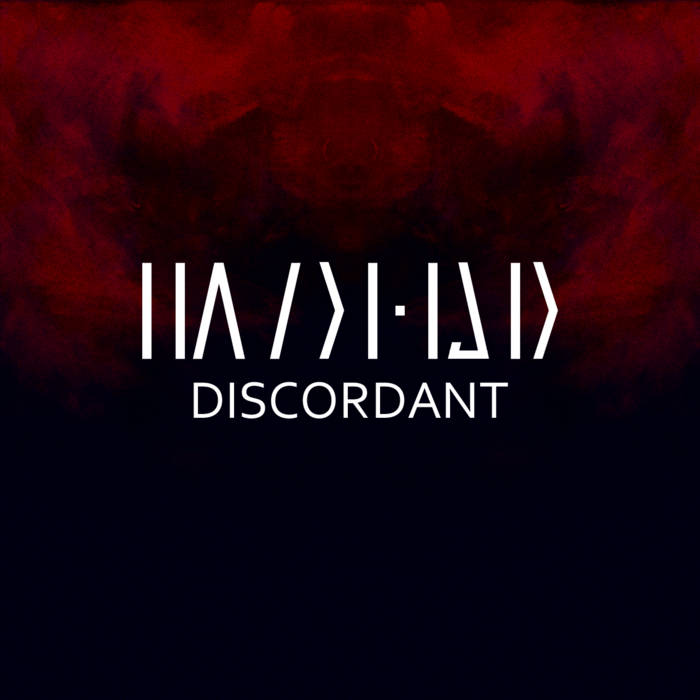 Discordant cover art