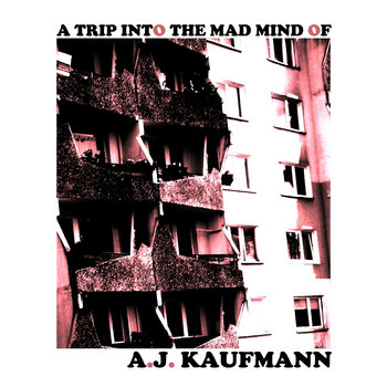 A Trip into the Mad Mind of A.J. Kaufmann cover art