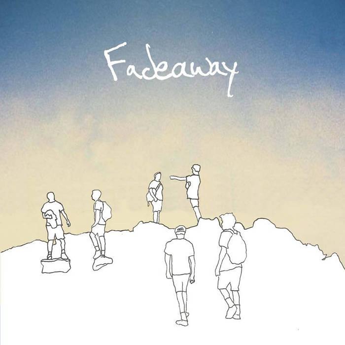 Fadeaway split w/ Snow Roller cover art
