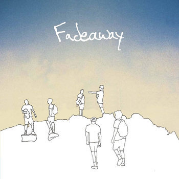 Fadeaway split w/ Snow Roller cover art