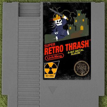 Super Retro Thrash cover art
