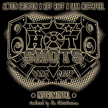 Hot Shots Part Deux - Instrumental (Produced by The WhiteRussian) cover art
