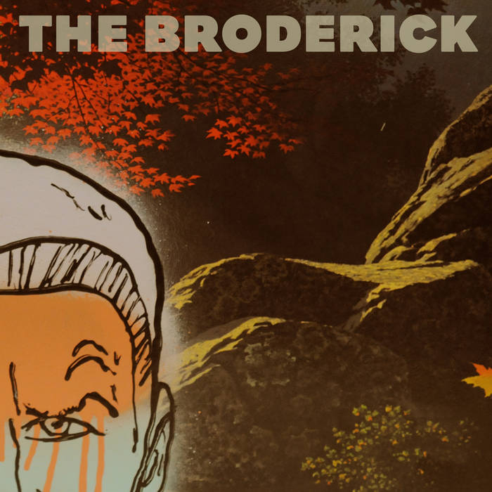 The Broderick cover art