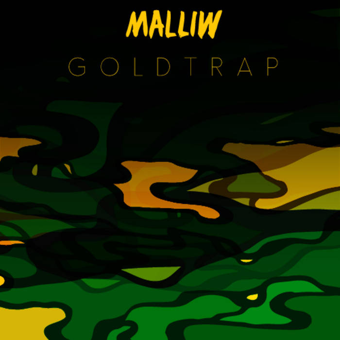 GoldTrap EP cover art