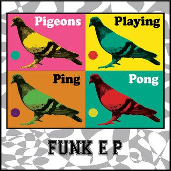 FUNK E P cover art