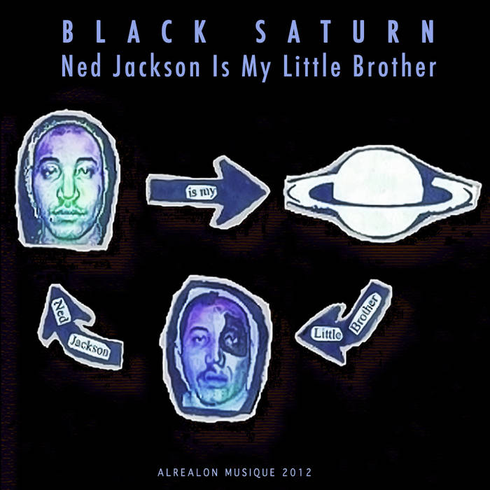 Ned Jackson Is My Little Brother (ALRN030) cover art