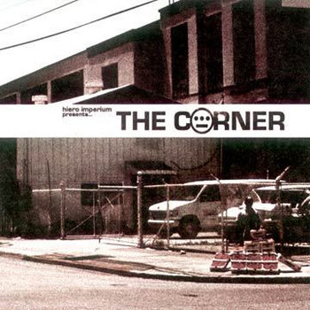 The Corner cover art
