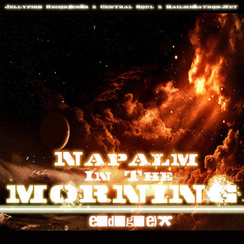 Napalm In The Morning cover art