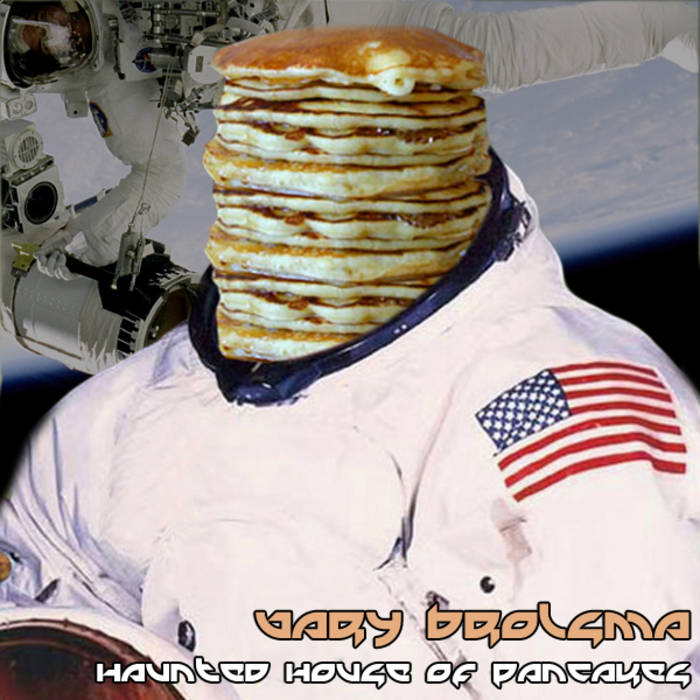 Haunted House of Pancakes (Instrumental Demos) cover art