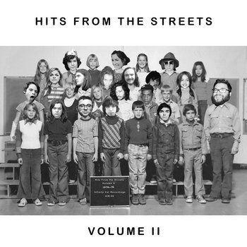 "Hits From The Streets Vol. 2 7"" cover art"